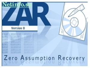 Восстановление потерянных данных с помощью Zero Assumption Recovery